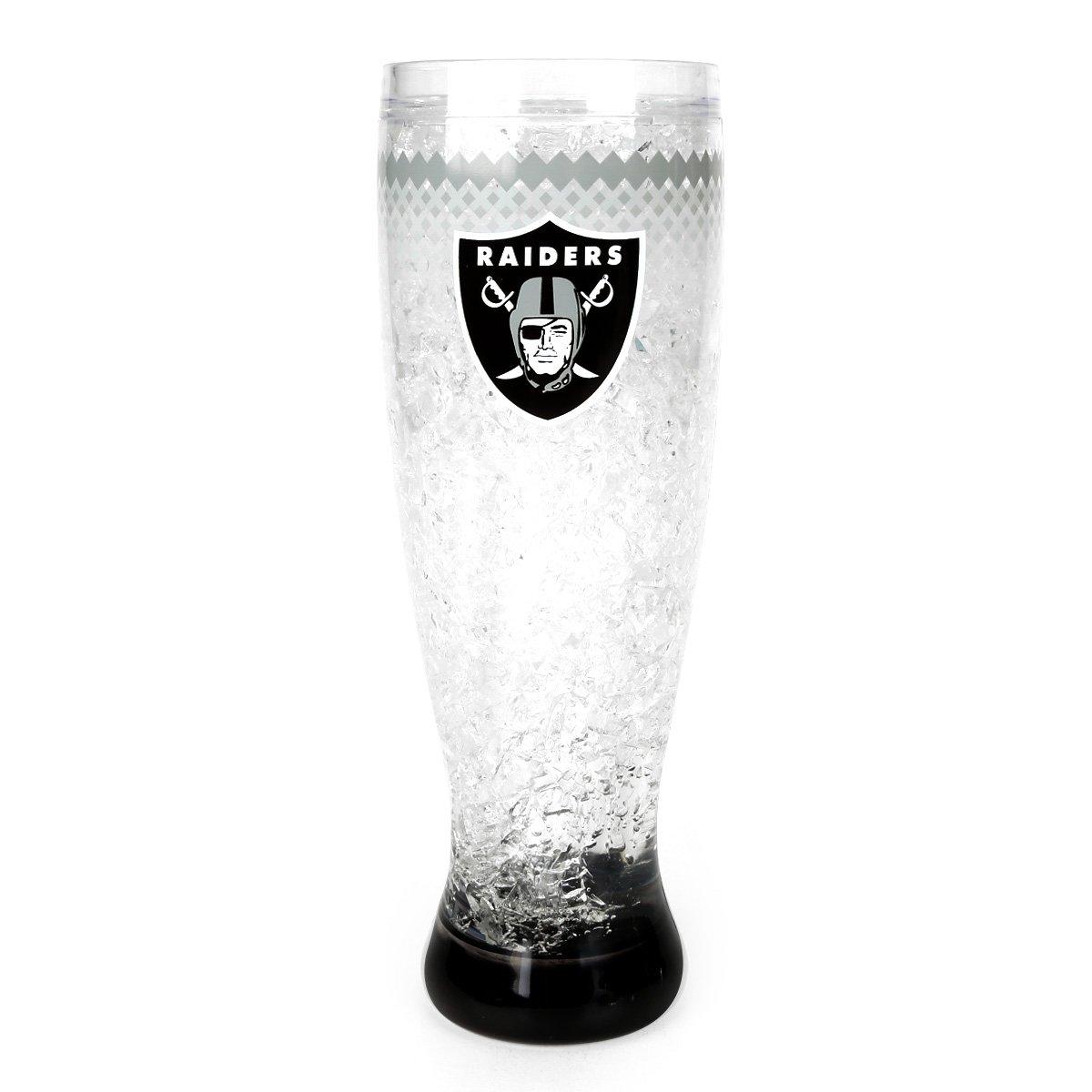 Copo NFL Oakland Raiders Freezer Pilsner 450 ml