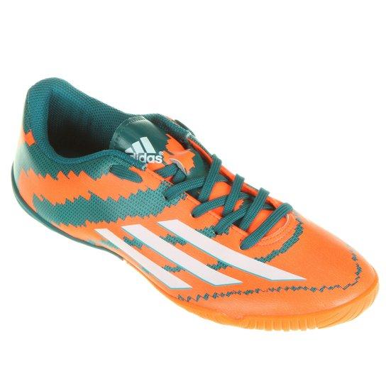 Chuteira Adidas F10 IN Futsal Messi - Compre Agora  c3561819f976f