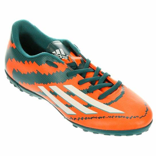 d8ba95baa8 Chuteira Adidas F10 TF Society Messi - Compre Agora