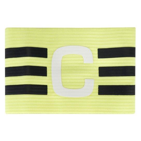 520f6421948ca Faixa de Capitão Adidas - Verde Limão