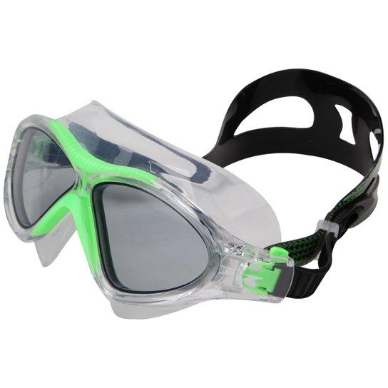 e75ada6a6 Óculos Speedo Omega Swim Mask - Verde Limão | Netshoes