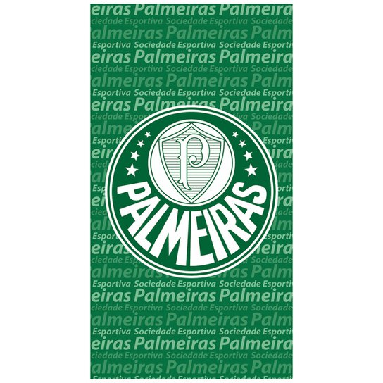 Toalha Felpuda Palmeiras - Compre Agora  0191f762cbcaf