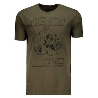 Camiseta Rusty Love Masculina