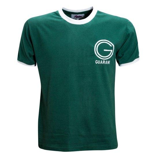 Camisa Liga Retrô Guarani 1978 - Verde - Compre Agora  e8c4510ebcc71