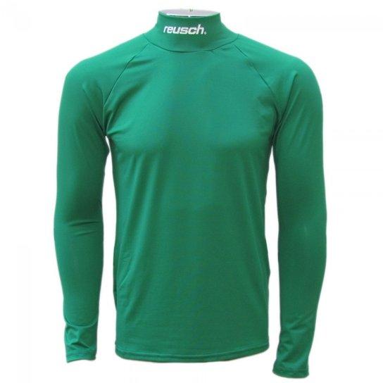 c4df2578866df Camisa térmica Reusch Underjersey G A - Verde - Compre Agora