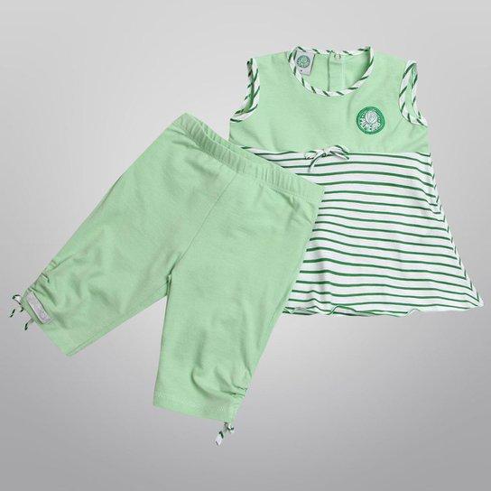 c5332f950c Conjunto Palmeiras Bata e Legging Infantil - Compre Agora
