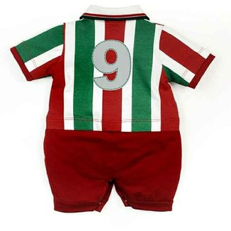 e3a23e56fe5bb Macacão Uniforme Campo Fluminense Reve Dor - G