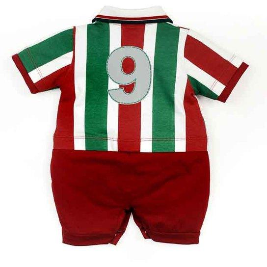 32eb638b49 Macacão Uniforme Campo Fluminense Reve Dor - G - Incolor - Compre ...