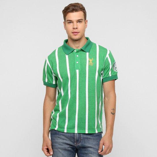 fb4c421837 Camisa Polo Listrada Retrô São Marcos - Compre Agora