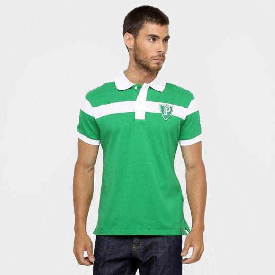 Camisa Polo Palmeiras Listra Retrô Masculina - Compre Agora  6bbf4eb231d3a