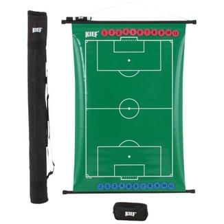 833d2eb014 Quadro Tático Magnético Flexível Futebol de Campo