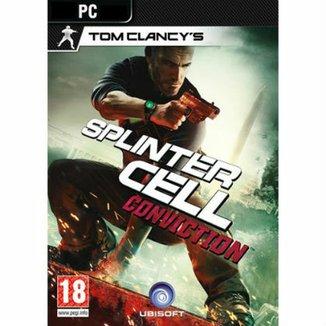 Tom Clancy S  Splinter Cell Conviction - Pc 38c4106b1fa29
