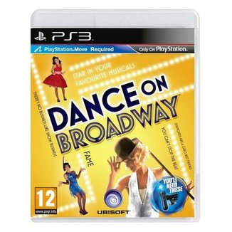 Jogo Dance on Broadway - PS3