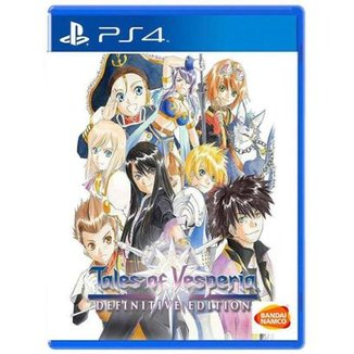 Jogo Tales Of Vesperia - Playstation 4