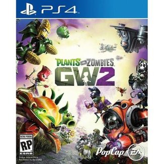 PS4 - Plants Vs Zombies GW 2 BR