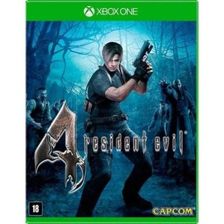 Xbox One - Resident Evil 4 Remastered