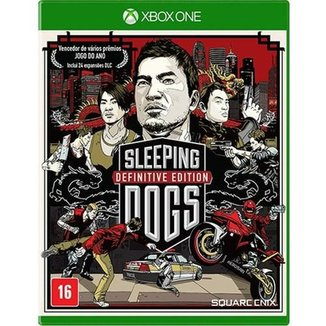 Game Xbox One Sleeping Dogs Definitive Edition