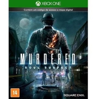 Game Xbox One Murdered Soul Suspect