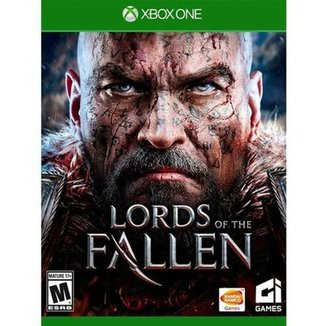 Game Xbox One Lords Of The Fallen