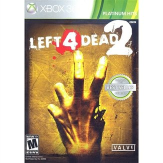 Left 4 Dead 2 Platinum Hits - Xbox 360
