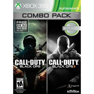 Call Of Duty Combo Pack - Xbox 360