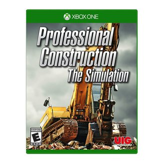 Professional Construction - Simulator - Xbox One