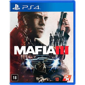 MAFIA III DAY ONE EDITION PS4