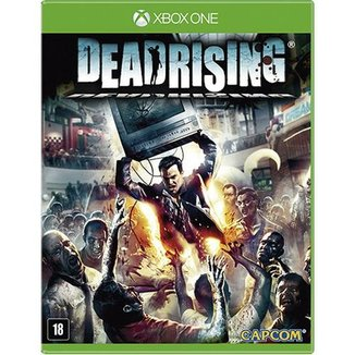 DEAD RISING REMASTERED XBOX ONE