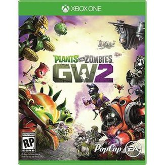 PLANTS VS ZOMBIES GW2 XBOX ONE