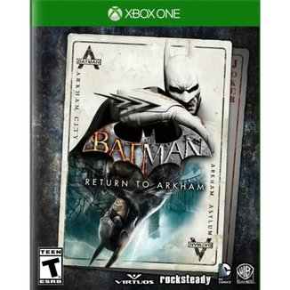 da9a8b5c13ff1 Batman  Return To Arkham - Warner - Xbox One