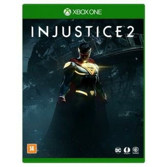Injustice 2 - Warner - Xbox One