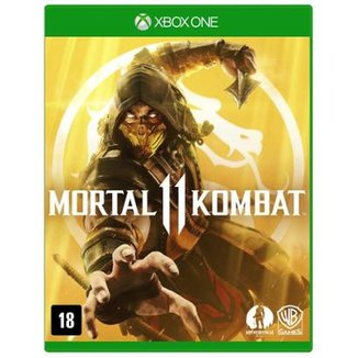 Xbox One - Mortal Kombat 11