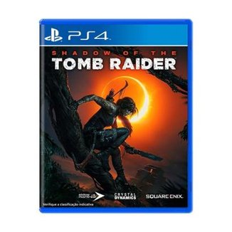 e8cb652d5e Jogo Shadow of the Tomb Raider PS4