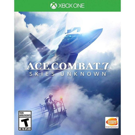Jogo Ace Combat 7 XBOX ONE - Incolor - Compre Agora   Netshoes bd439fc619