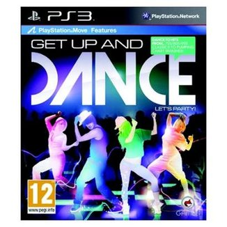 Get Up And Dance - PS3