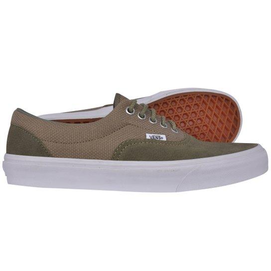 Tênis Vans U Era Hemp Deep Lichen Green - 41 - Compre Agora  4a0b070a143