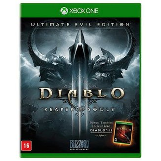 DIABLO III ULTIMATE EDITION XBOX ONE