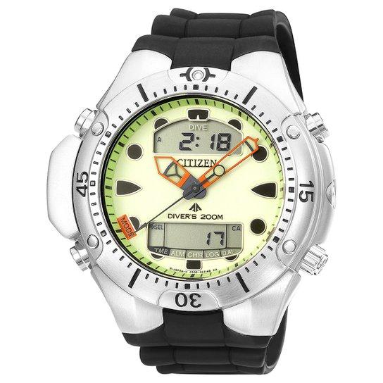 167bd613e9c Relógio Citizen Aqualand TZ10128 - Compre Agora