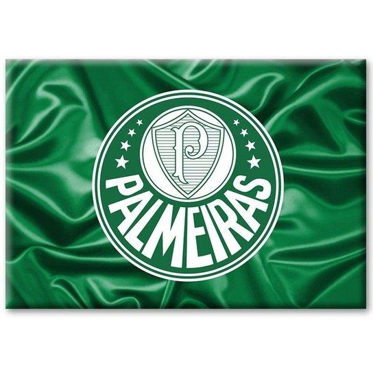4e738966e3 Imã Palmeiras Bandeira Ondulada - Compre Agora
