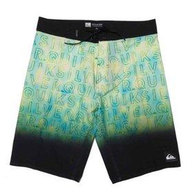 Bermuda Água Quiksilver Manic Mesh Masculina - Verde - Compre Agora ... 1e7f0937ee9