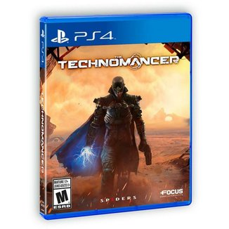 PS4 - The Technomancer