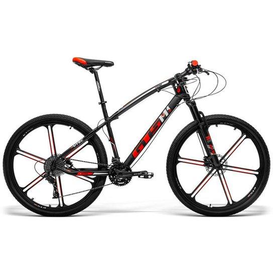 2d97a5923 Bicicleta GTS Aro 29 Freio a Disco Hidráulico Câmbio Absolute 27 Marchas e  Amortecedor e Rodas