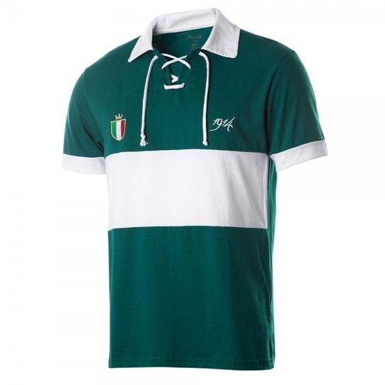 Camisa Polo Retrô Gol Centenário 1914 - Compre Agora  14c6943d40892