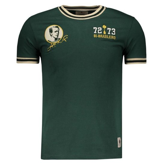 be9e37415 Camisa Palmeiras Ademir Retrô - Verde | Netshoes