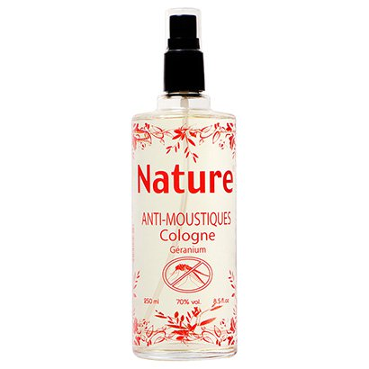 Colônia Antimosquitos Cadentia Nature Geranium Spray 250ml