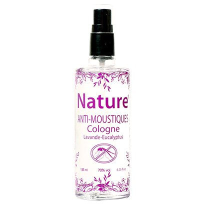 Colônia Antimosquitos Cadentia Nature Eucalyptus Lavande Spray 125ml