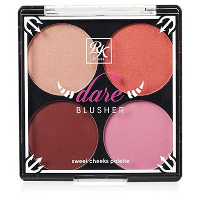 Blush RK By Kiss Palette cor Partyin' Dare