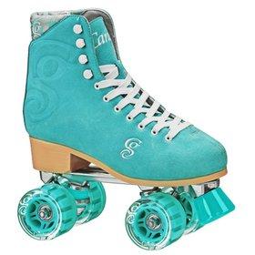 d69e24ae0 Patins Quad Roller Derby Candi Girl Carlin Seafoam (Espuma do Mar)