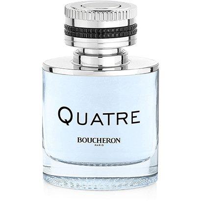 Perfume Quatre Pour Homme Masculino Boucheron EDT 50ml