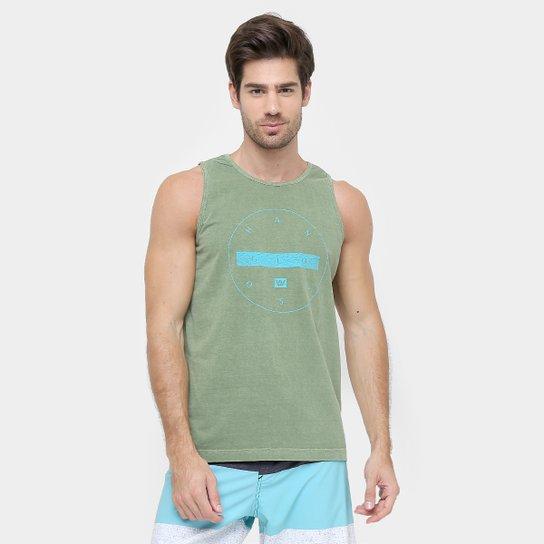 Camiseta Regata Hang Loose Esp Wood - Compre Agora  52d8a556f44